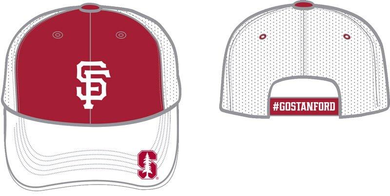 San Francisco Giants Promo_stanford Hat_10-2-15