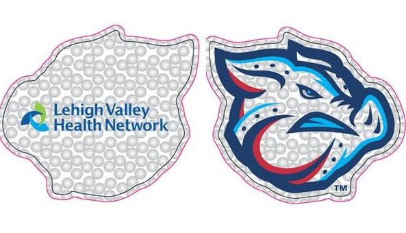 hot & cold pack - lehigh valley ironpigs - philadelphia phillies