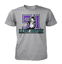 Arizona Diamondbacks_Randy Johnson_t shirt_8-8-15