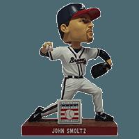 Atlanta Braves_John Smoltz Bobblehead_8-14-15