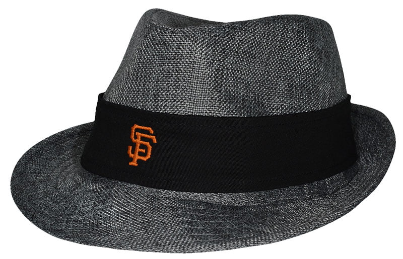 San Francisco Giants_billgraham fedora_8-28-15