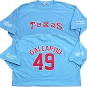 Texas Rangers_Yovani Gallardo T Shirt_8-25-15