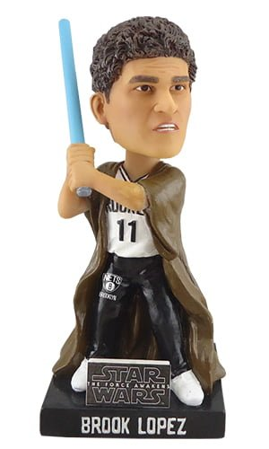 Brooklyn Nets_Brook Lopez Star Wars Bobblehead_12-14-15