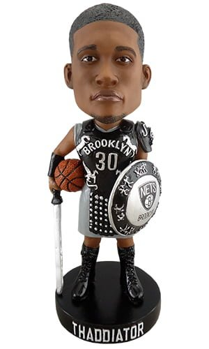 Brooklyn Nets_Theddeus Young Bobblehead_1-4-16