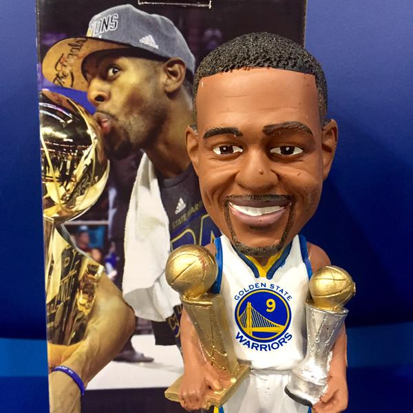 Golden State Warriors Bobblehead