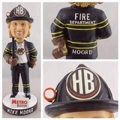 Hershey Bears_Mike Moore Bobblehead_1-14-16