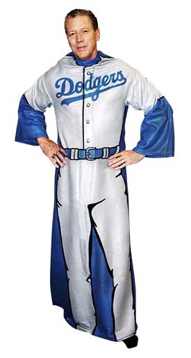 Los Angeles Dodgers_Sleeved Blanket_9-21-15