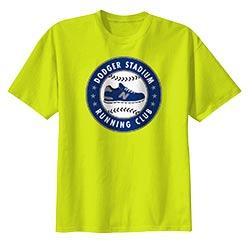 Los Angels Dodgers_Running T Shirt_9-22-15