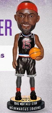 Sacramento Kings_Demarcus Cousins Bobblehead_12-15-15
