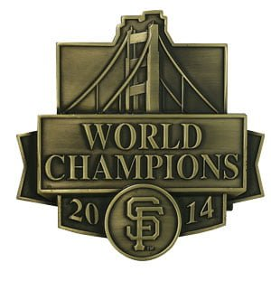 San Francisco Giants_World Camps Belt Buckle-9-16-15