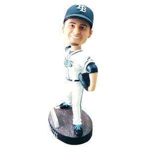 Tampa Bay Ray_Jake odorizzi_bobblehead_9-19-15