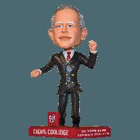 Washinton Nationals_Calvin Coolidge Bobblehead_9-21-15