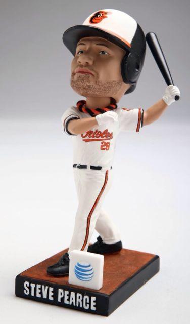 Baltimore Orioles_Orioles Steve Pearce Bobblehead_10-4-15
