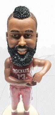 Houston Rockets_James Harden Bobblehead_11-4-2015-2