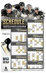 Pittsburgh Penguins_Magnet Schedule_10-13-15