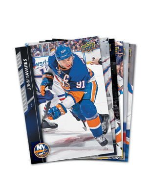 New York Islanders Upper Deck Trading Cards 2-15-2016