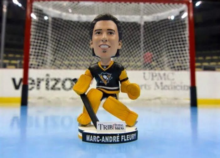 Pittsburgh Penguins_Marc Andre Fleury Bobblehead_11-17-15