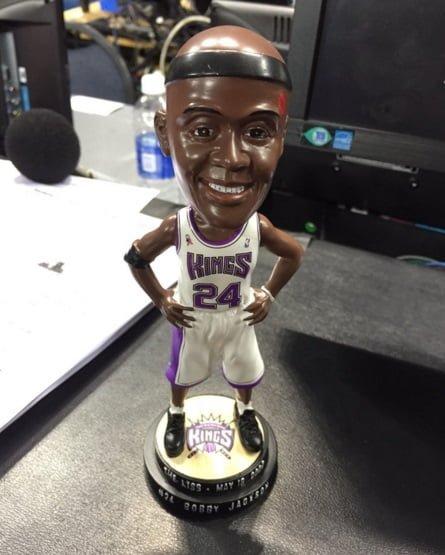 Sacramento Kings_Bobby Jackson Bobblehead_11-27-15