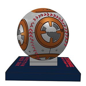Boston Red Sox BB-8 Ball Star Wars 5-9-2016