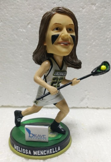 Melissa Menchella Bobblehead - Lindenwood Athletics Women's NCAA Lacrosse - 3-20-2016