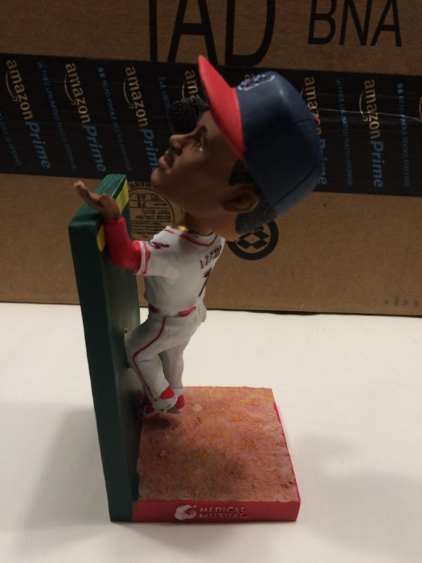 Kenny Lofton The Catch Bobblehead Cleveland