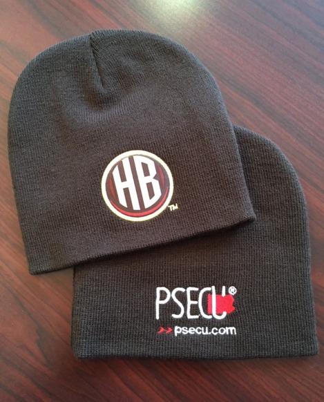 Knit Hat - Hershey Bears - 1-30-2016