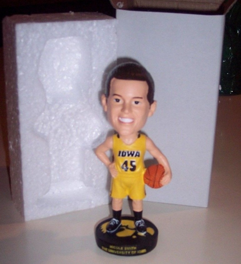 Nicole Smith Bobblehead (Women's NCAA Basketball) - 1-20-16