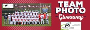 Potomic Nationals Team Photo 5-7-2016