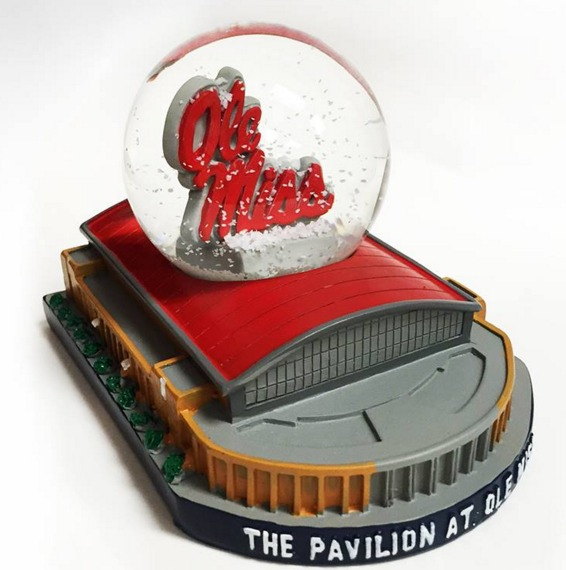 Replica Stadium - Ole Miss (Men's NCAA Basketball) - 12-22-2015