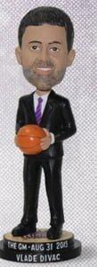 Sacramento Kings Vlade Divac Bobblehead 3-11-16