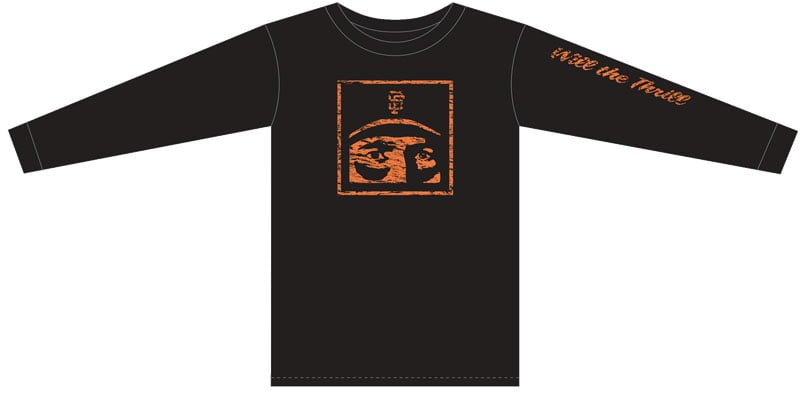 San Francisco Giants Autism Awareness Shirt 6-14-2016