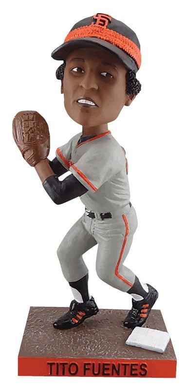 San Francisco Giants Tito Fuentes bobblehead 9-17-2016