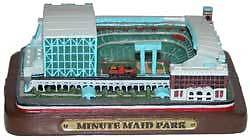 2006 Houston Astros SGA Minute Maid Stadium Replica