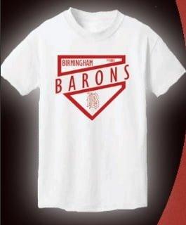 Birmingham Barons T-Shirt 5-21-2016