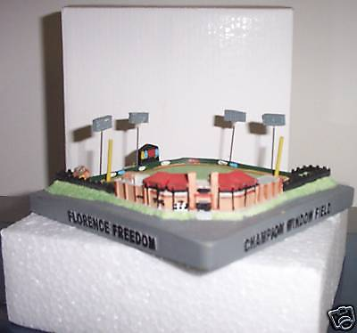 Champion Field ~ 2006 Florence Freedom Stadium Replica SGA