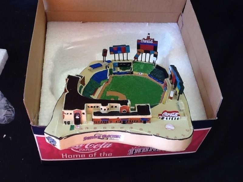 Lehigh Valley Ironpigs 2011 Coca Cola Park Stadium Replica SGA