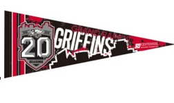 Pennant - Grand Rapids Griffins - 2-28-2016