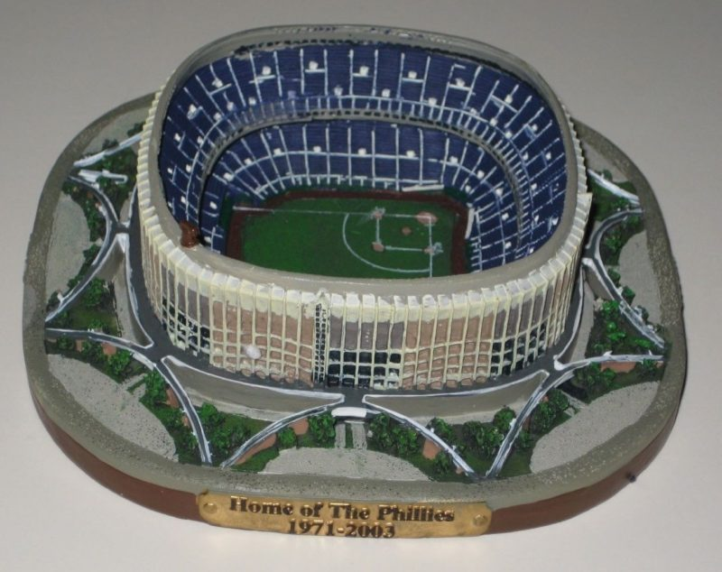 Philadelphia Phillies - Veterans Stadium Replica