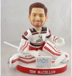 Tom McCollum Bobblehead - Grand Rapids Griffins - 2-27-2016
