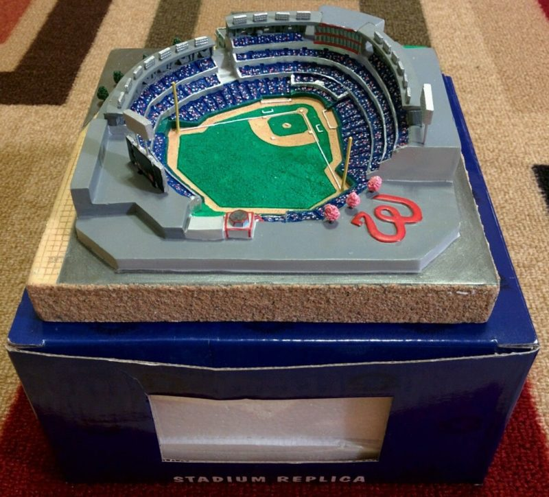Washington Nationals Park~REPLICA STADIUM