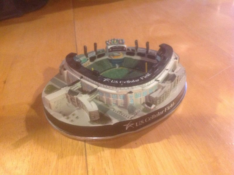 White Sox Stadium Replica