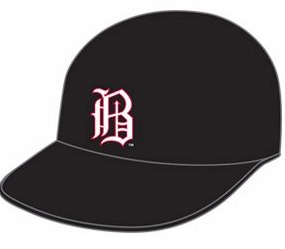 batting helmet - birmingham barrons - 4-30-2016