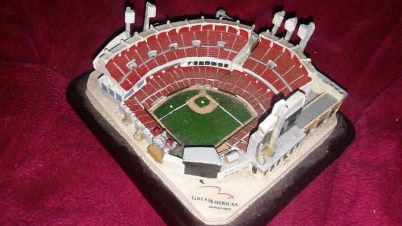 cincinnati reds stadium replica ballpark Great American Ball Park