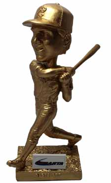 Darin Ruf Golden Bobblehead - Reading Fightin Phils - 6-28-2016