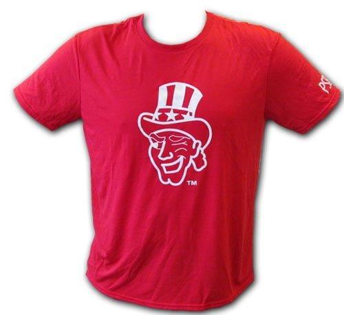 Harrisburg Senators Uncle Sam T-Shit 5-14-2016