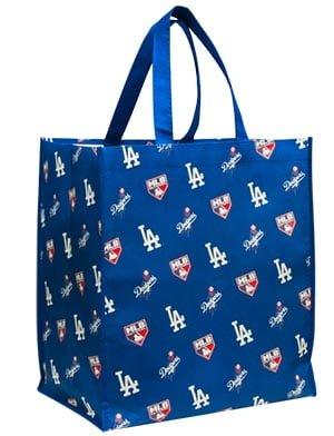 Los Angeles Dodgers Tote 7-30-2016