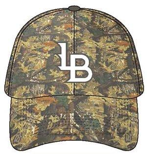 Louisville Bats Camo Hat 8-7-2016