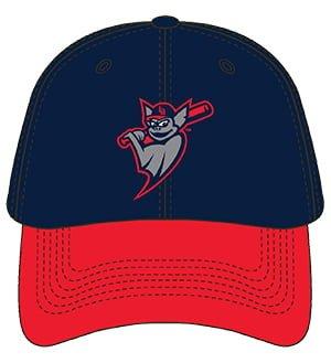 Louisville Bats Hat 6-4-2016