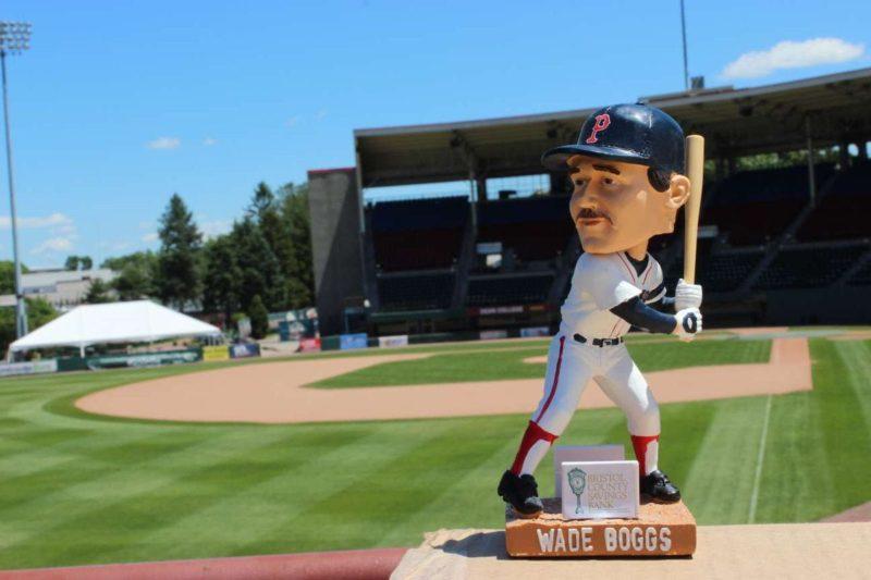 Pawtucket Red Sox Wade Boggs 6-23-2016