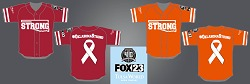 Tulsa Drillers Oklahoma Strong College Rivalry Jersey 5-26-2016